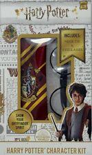 Harry Potter Character Costume Kit, Necktie & Eyeglasses - Adult or Child