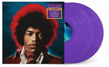 Jimi Hendrix Both Sides of the Sky B&N PURPLE VINYL pressing PLUS 7""