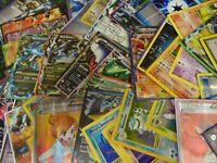 Pokemon Card Bundle! Joblot 30x Cards HOLOS GUARANTEED Mixed Random Lot!