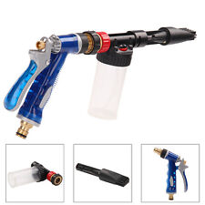 Multifunctional Snow Foam Car SUV Auto Wash Spray Gun Lance Uses Hose Pipe 100ml