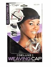 magic Deluxe weaving cap -adjustable bands 2269blk