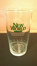 MARSTON'S PEDIGREE ( NEW WORLD PALE ALE )   PINT BEER GLASS B/N
