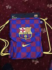 FCB Sac besace FC Barcelone Bleu Basic 34 CM
