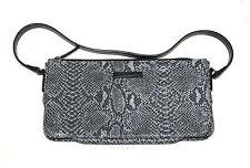 ESPRIT Women's Clutch Purse Snake Skin Imitation Tote Bag Handbag Free Shipping