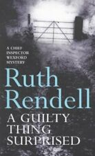 A Guilty Thing Suprised By Ruth Rendell