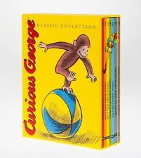 CURIOUS GEORGE CLASSIC COLLECTION NEW HARDCOVER BOOK