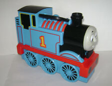 Thomas The Tank Engine Train Take Along Carrying Case 17 Car Holder Storage Toy