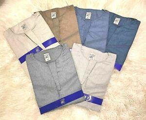 Ikaf jubbah Omani Emarati thobes for men summer clothing 100% cotton Matt Colour