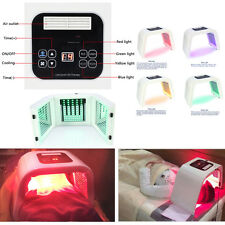 4-Colors LED Photon Light Facial Body Skin Rejuvenation PDT Photodynamic Therapy