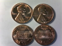 1960 D LARGE DATE AND SMALL DATE (LINCOLN PENNY) GEMS UNCIRCULATED