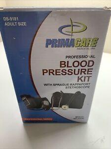 Primacare DS-9181-BK Black Professional Blood Pressure Kit (1475)