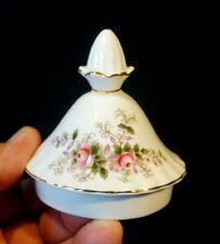 Beautiful Royal Albert Lavender Rose Lid For Coffee Pot