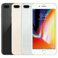 Apple iPhone 8 Plus 64GB Factory Unlocked AT&T Verizon T-Mobile Unlocked