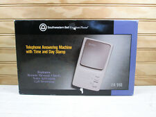Telephone Answering Machine Micro Cassette Southwestern Bell Freedom Phone FA910