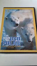 """DVD """"EL REINO DEL OSO POLAR"""" PRECINTADO NATIONAL GEOGRAPHIC"""