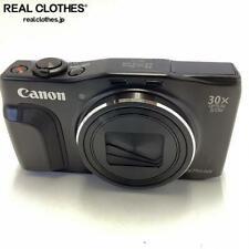 Canon PowerShot SX710 HS 20.3MP Digital Camera 30X Optical Zoom- Black