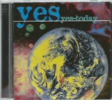 YES  - YES:TODAY.   /   2 CD SET.  ( STEVE HOWE , JON ANDERSON , CHRIS SQUIRE ).