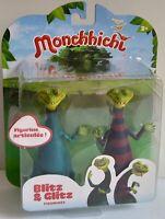 Monchhichi Blitz & Glitz 2-Figure Pack Silverlit