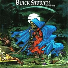 Black Sabbath - Forbidden - Cd  (Jewel Case)