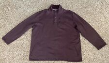 Banded Honeybrake Pullover (2XL/Wine) B1010019-CH- 2XL Hunting Apparel Sweater