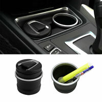 Ash Tray Ashtray Storage Cup With LED for BMW 1 3 4 5 7 Series X1 X3 X5 X6 BM