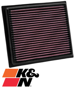K&N REPLACEMENT AIR FILTER FOR LEXUS NX300H AYZ10R AYZ15R 2AR-FXE 2.5L I4