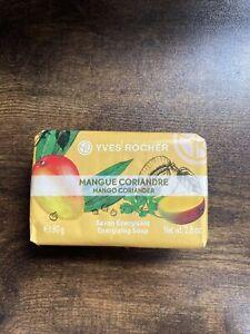 Yves Rocher Hand Soap Bar Mango Coriander 80g