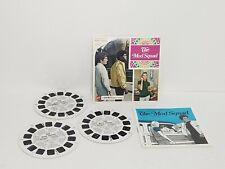 Vintage View-Master The Mod Squad Show 3-Reel Set B478, Complete