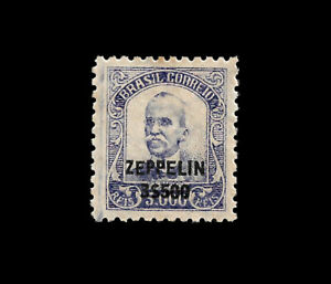 Stamp Brazil - Postal History - ZEPPELIN - Europe and South Americ - 1932