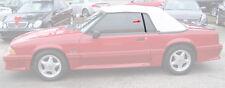 1983-1993 Mustang Convertible Passenger Side Quarter Window Weatherstrip RH