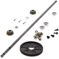 HPI 1/10 RS4 Sport 3 Drift * CENTER DRIVE SHAFT, 75T SPUR & 13T BEVEL GEARS Hub
