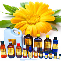 Calendula Essential Oil - 100% PURE NATURAL - Sizes 3 ml to 16 oz - Aromatherapy