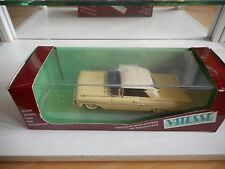 Vitesse Chevrolet Impala Closed Cabriolet 1959 in Light Yellow on 1:43 in Box