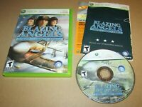 Blazing Angels: Squadrons of WWII for Xbox 360 Complete Fast Shipping!