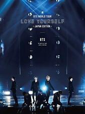 BTS WORLD TOUR LOVE YOURSELF JAPAN EDITION 3BLU-RAY+PHOTOBOOK+7PHOTOCARD JAPAN