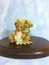 Cherished Teddies Carlton Queen For A Day 2006 NIB