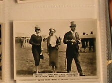 #124 Lord Roseberry horse racing sport card