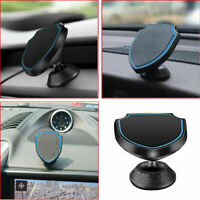 HOT Portable 360°Magnetic Car GPS Phone Holder Mount Stand for Universal Phone
