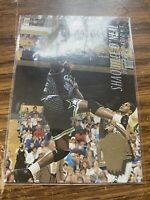 SHAQUILLE O'NEAL 1994-95 FLEER ULTRA Basketball CARD #135 MAGIC NBA HOF NMMT