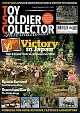 Toy Soldier Collector Magazine Issue 95 August/September 2020 New