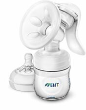 NEW Philips Avent Breast SCF330/30 Pump Manual Clear FREE SHIPPING