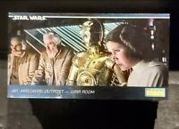 1994 Topps Widevision The Art Of Star Wars Card Set Vintage Collectibles