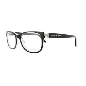 Porsche Design Glasses Frames P8250 A Black