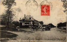 CPA  Franconville - La Maison Rouge  (380991)