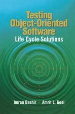 Testing Object-Oriented Software: Life-Cycle Solutions