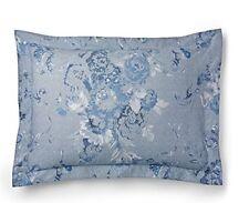 Ralph Lauren Indigo Montauk Floral Standard Pillow Sham Blue Msrp $115 Bedding
