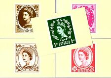 2002 WILDING DEFINITIVES MINT PHQ CARDS No D21