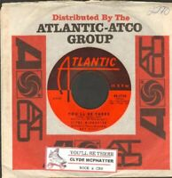 McPhatter, Clyde - You'll Be There/Rock & Cry  Vinyl 45 rpm record