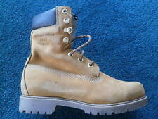 Oliver Hepworth's Thinsulate Nubuck boots size 5 oil resistant color Tan
