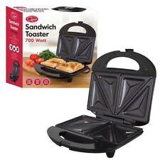 Quest Sandwich Maker, 750 vatios, Negro